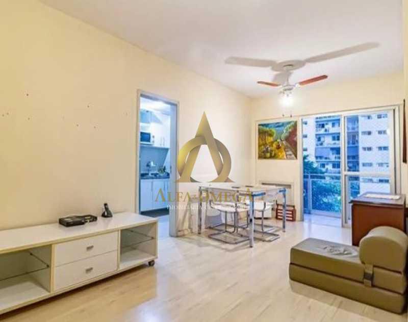 17. - Apartamento 2 quartos para alugar Barra da Tijuca, Rio de Janeiro - R$ 1.850 - AO20337L - 3