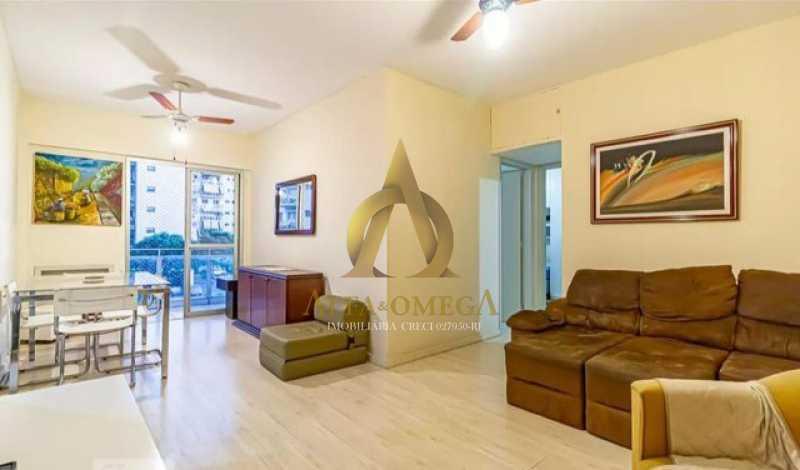 18. - Apartamento 2 quartos para alugar Barra da Tijuca, Rio de Janeiro - R$ 1.850 - AO20337L - 1
