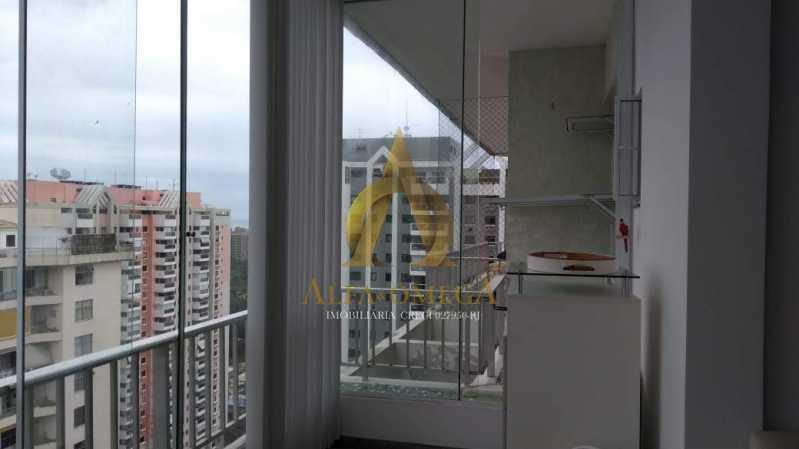 2. - Cobertura 2 quartos à venda Barra da Tijuca, Rio de Janeiro - R$ 2.000.000 - AO50134 - 7