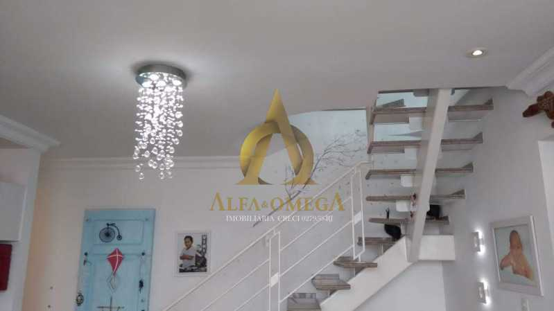 3. - Cobertura 2 quartos à venda Barra da Tijuca, Rio de Janeiro - R$ 2.000.000 - AO50134 - 8