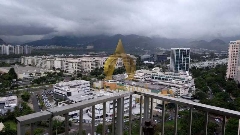 5. - Cobertura 2 quartos à venda Barra da Tijuca, Rio de Janeiro - R$ 2.000.000 - AO50134 - 6