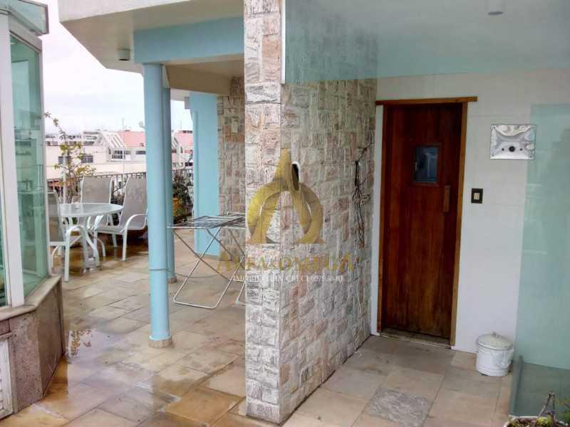 7. - Cobertura 2 quartos à venda Barra da Tijuca, Rio de Janeiro - R$ 2.000.000 - AO50134 - 22