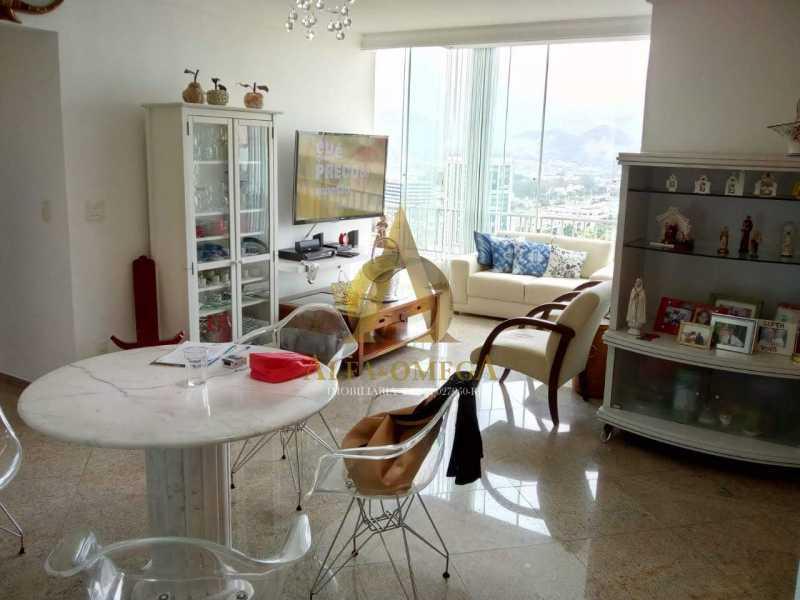 9. - Cobertura 2 quartos à venda Barra da Tijuca, Rio de Janeiro - R$ 2.000.000 - AO50134 - 1