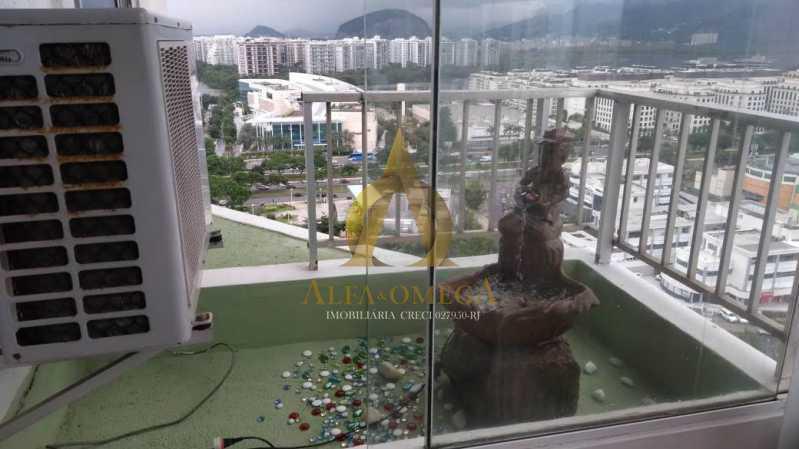 10. - Cobertura 2 quartos à venda Barra da Tijuca, Rio de Janeiro - R$ 2.000.000 - AO50134 - 4