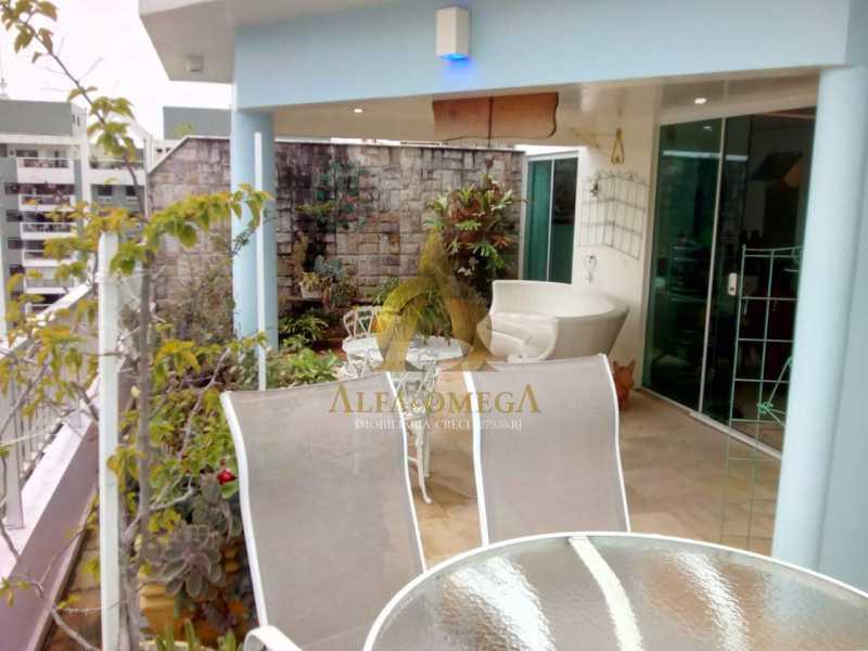 11. - Cobertura 2 quartos à venda Barra da Tijuca, Rio de Janeiro - R$ 2.000.000 - AO50134 - 20