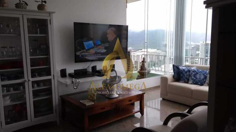 12. - Cobertura 2 quartos à venda Barra da Tijuca, Rio de Janeiro - R$ 2.000.000 - AO50134 - 3