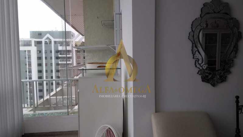 13. - Cobertura 2 quartos à venda Barra da Tijuca, Rio de Janeiro - R$ 2.000.000 - AO50134 - 25
