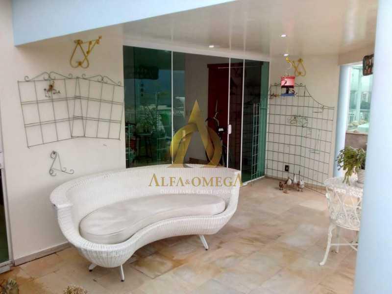 14. - Cobertura 2 quartos à venda Barra da Tijuca, Rio de Janeiro - R$ 2.000.000 - AO50134 - 21