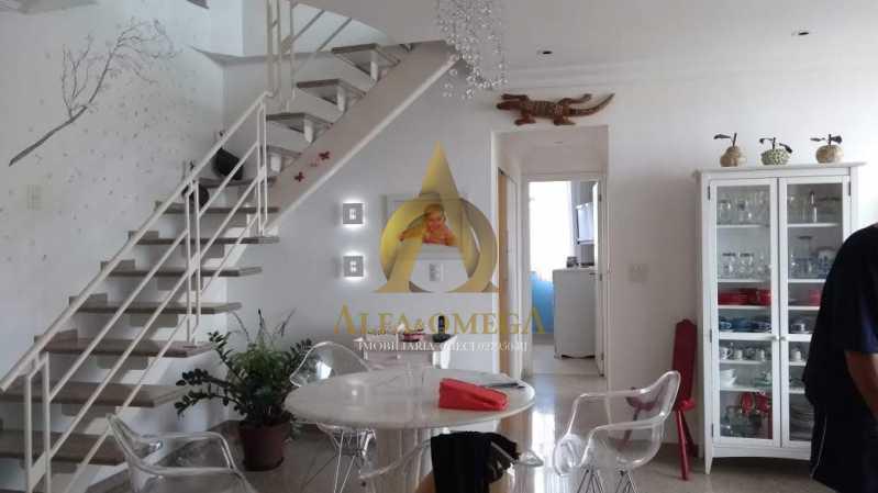 17. - Cobertura 2 quartos à venda Barra da Tijuca, Rio de Janeiro - R$ 2.000.000 - AO50134 - 9