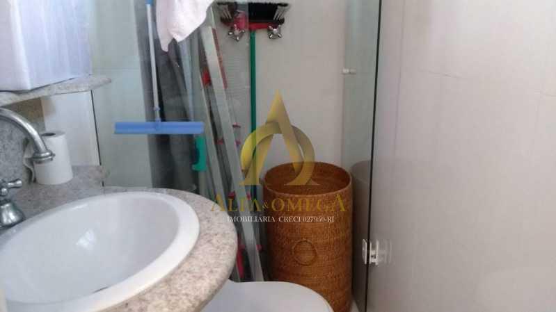 19. - Cobertura 2 quartos à venda Barra da Tijuca, Rio de Janeiro - R$ 2.000.000 - AO50134 - 26