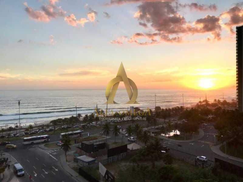 1. - Apartamento 2 quartos à venda Barra da Tijuca, Rio de Janeiro - R$ 1.370.000 - AO20512 - 17