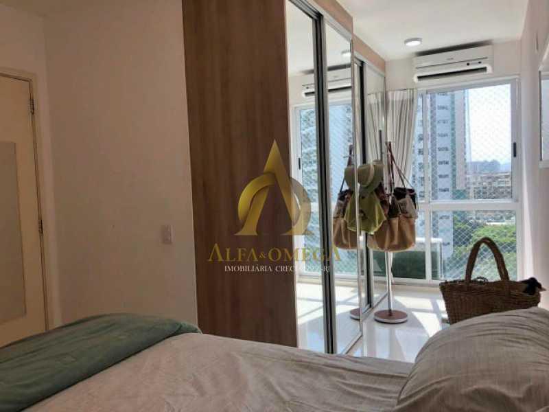 7. - Apartamento 2 quartos à venda Barra da Tijuca, Rio de Janeiro - R$ 1.370.000 - AO20512 - 6
