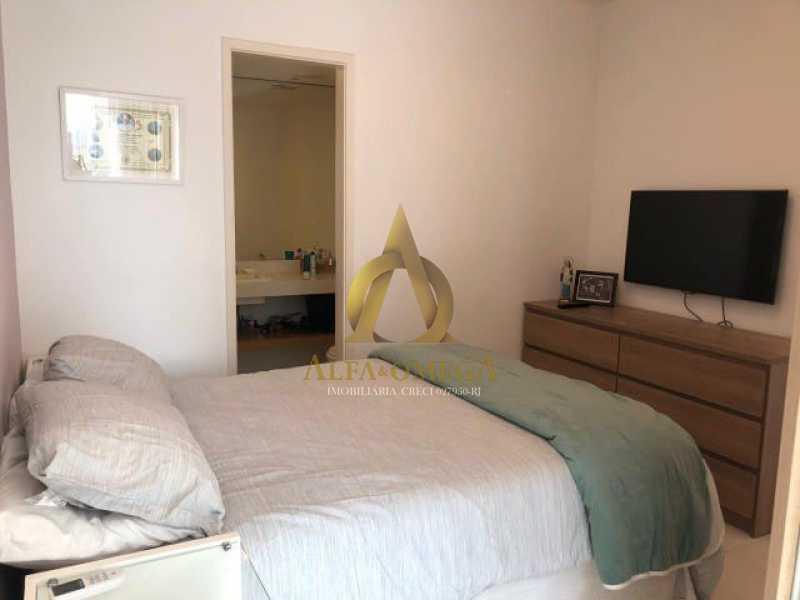 8. - Apartamento 2 quartos à venda Barra da Tijuca, Rio de Janeiro - R$ 1.370.000 - AO20512 - 7