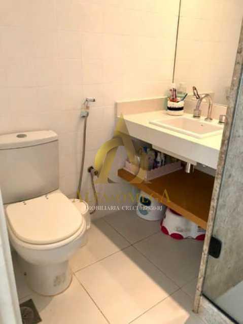 9. - Apartamento 2 quartos à venda Barra da Tijuca, Rio de Janeiro - R$ 1.370.000 - AO20512 - 11