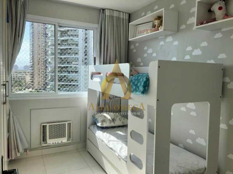 10. - Apartamento 2 quartos à venda Barra da Tijuca, Rio de Janeiro - R$ 1.370.000 - AO20512 - 8