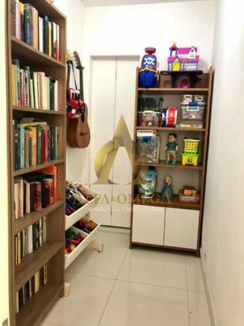 11. - Apartamento 2 quartos à venda Barra da Tijuca, Rio de Janeiro - R$ 1.370.000 - AO20512 - 9