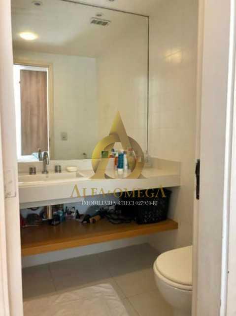 12. - Apartamento 2 quartos à venda Barra da Tijuca, Rio de Janeiro - R$ 1.370.000 - AO20512 - 12