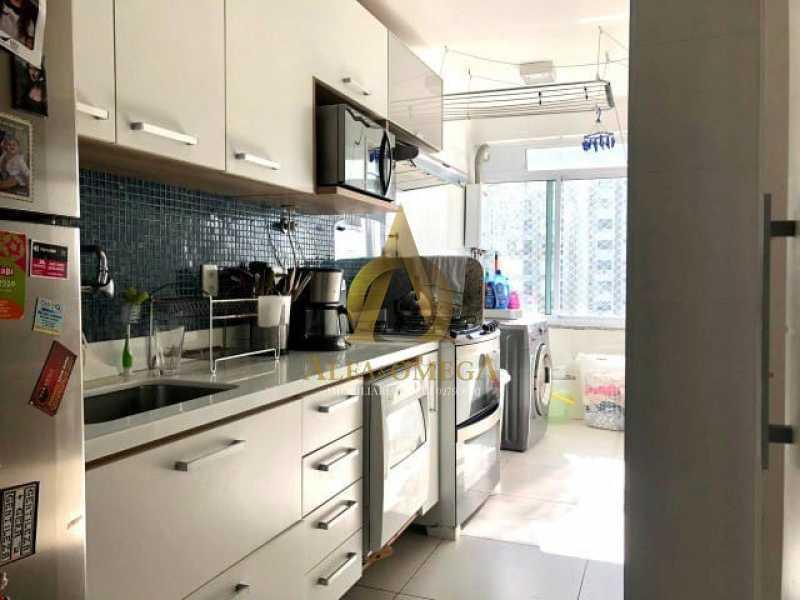 13. - Apartamento 2 quartos à venda Barra da Tijuca, Rio de Janeiro - R$ 1.370.000 - AO20512 - 13