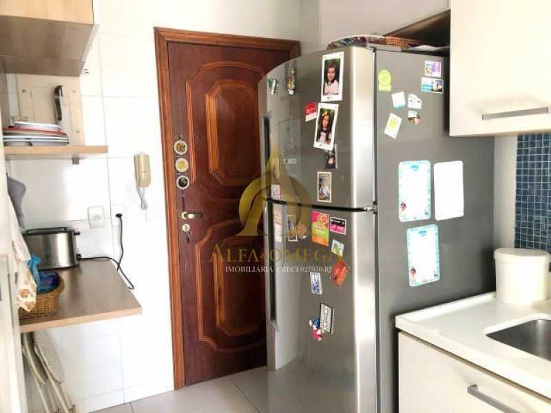 14. - Apartamento 2 quartos à venda Barra da Tijuca, Rio de Janeiro - R$ 1.370.000 - AO20512 - 14