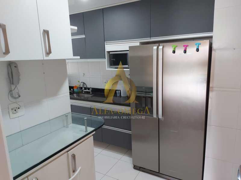 1. - Apartamento 3 quartos à venda Barra da Tijuca, Rio de Janeiro - R$ 1.190.000 - AO30256 - 15