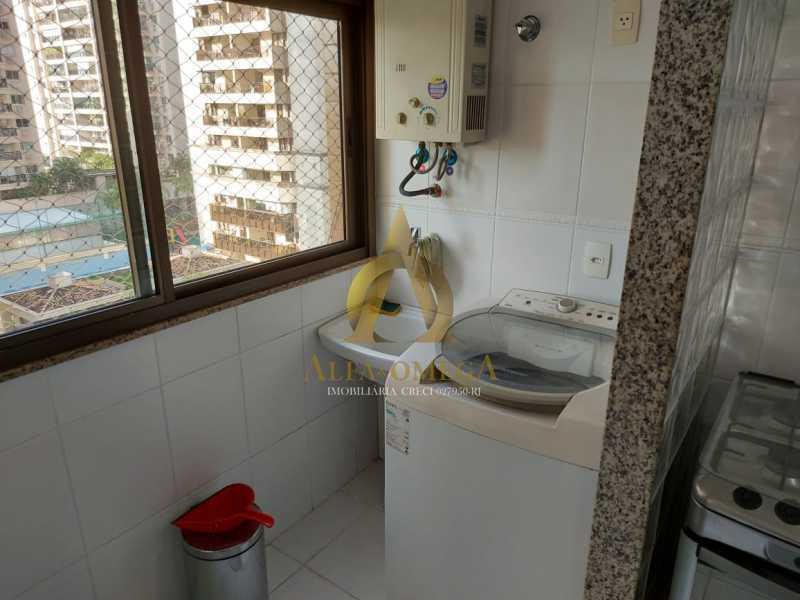 2. - Apartamento 3 quartos à venda Barra da Tijuca, Rio de Janeiro - R$ 1.190.000 - AO30256 - 17