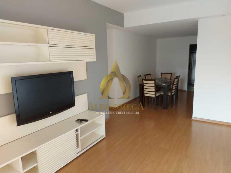 3. - Apartamento 3 quartos à venda Barra da Tijuca, Rio de Janeiro - R$ 1.190.000 - AO30256 - 3