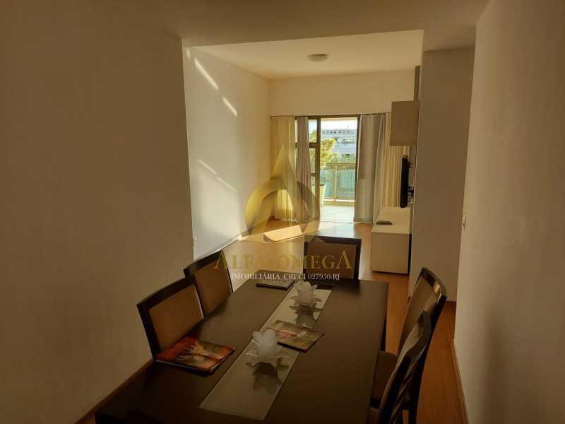 4. - Apartamento 3 quartos à venda Barra da Tijuca, Rio de Janeiro - R$ 1.190.000 - AO30256 - 4
