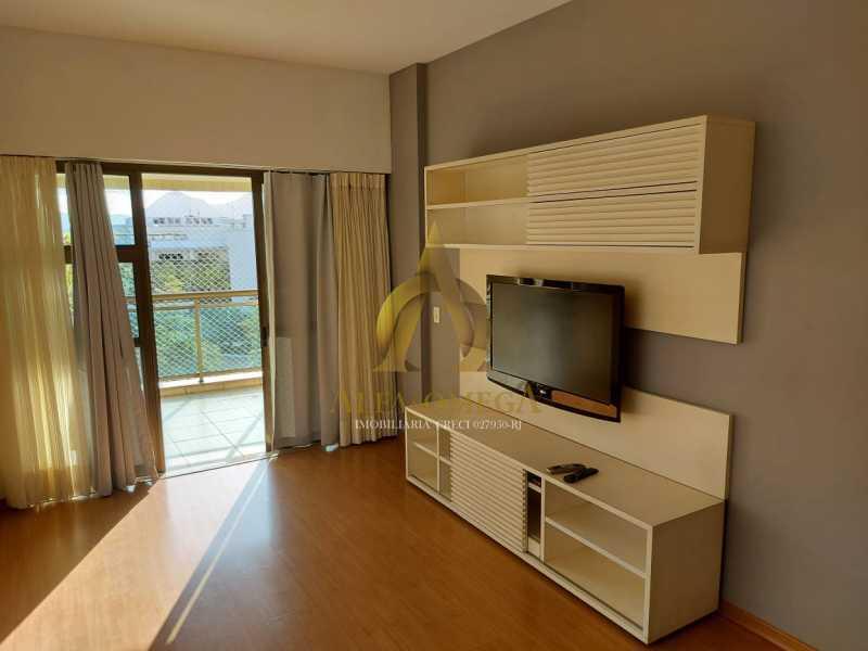 5. - Apartamento 3 quartos à venda Barra da Tijuca, Rio de Janeiro - R$ 1.190.000 - AO30256 - 1