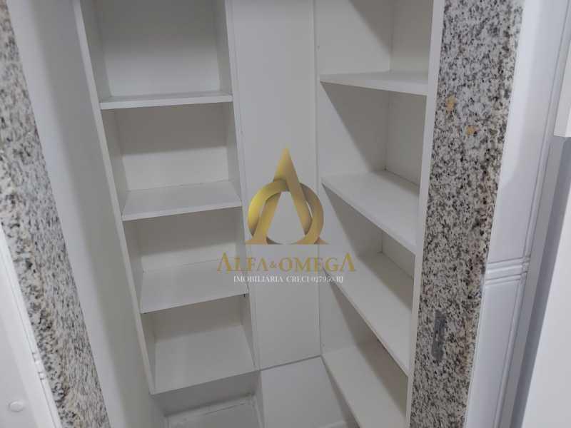 7. - Apartamento 3 quartos à venda Barra da Tijuca, Rio de Janeiro - R$ 1.190.000 - AO30256 - 9