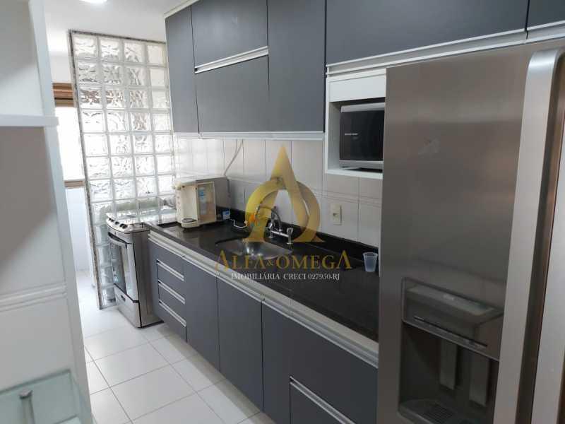 8. - Apartamento 3 quartos à venda Barra da Tijuca, Rio de Janeiro - R$ 1.190.000 - AO30256 - 16