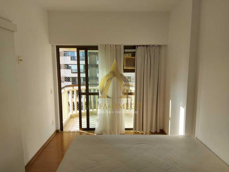 11. - Apartamento 3 quartos à venda Barra da Tijuca, Rio de Janeiro - R$ 1.190.000 - AO30256 - 6