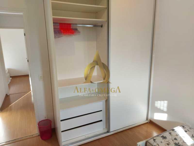 14. - Apartamento 3 quartos à venda Barra da Tijuca, Rio de Janeiro - R$ 1.190.000 - AO30256 - 10