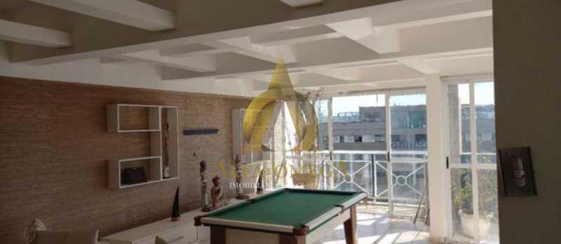4 - Cobertura 3 quartos à venda Barra da Tijuca, Rio de Janeiro - R$ 1.650.000 - AOMH50135 - 15