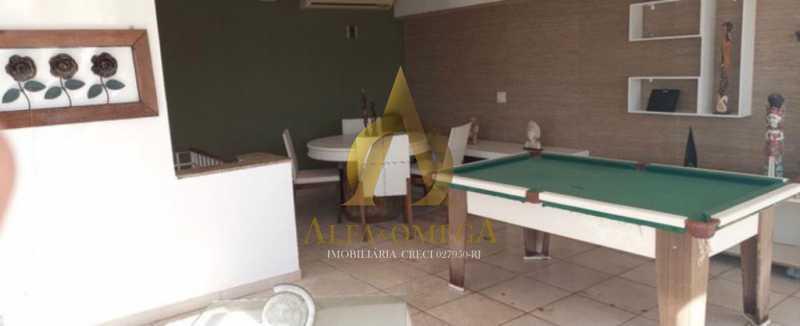 6 - Cobertura 3 quartos à venda Barra da Tijuca, Rio de Janeiro - R$ 1.650.000 - AOMH50135 - 16