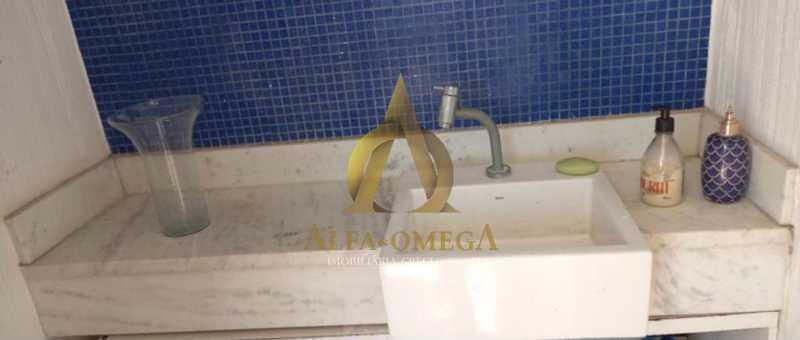 8 - Cobertura 3 quartos à venda Barra da Tijuca, Rio de Janeiro - R$ 1.650.000 - AOMH50135 - 10