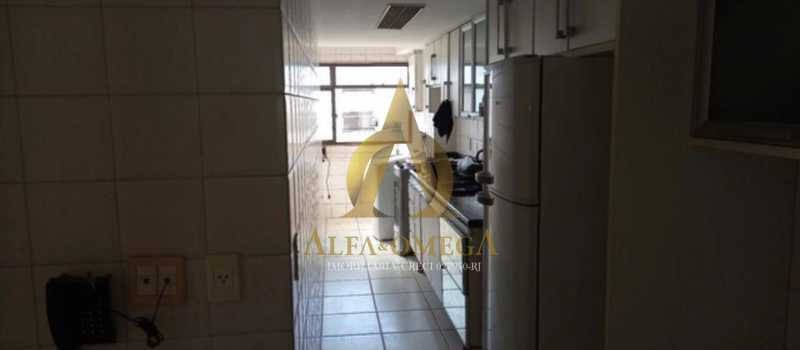 9 - Cobertura 3 quartos à venda Barra da Tijuca, Rio de Janeiro - R$ 1.650.000 - AOMH50135 - 13
