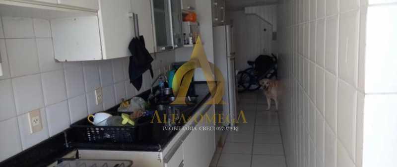 10 - Cobertura 3 quartos à venda Barra da Tijuca, Rio de Janeiro - R$ 1.650.000 - AOMH50135 - 12