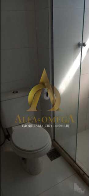 11 - Cobertura 3 quartos à venda Barra da Tijuca, Rio de Janeiro - R$ 1.650.000 - AOMH50135 - 11
