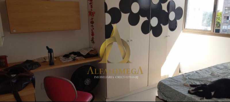 12 - Cobertura 3 quartos à venda Barra da Tijuca, Rio de Janeiro - R$ 1.650.000 - AOMH50135 - 7