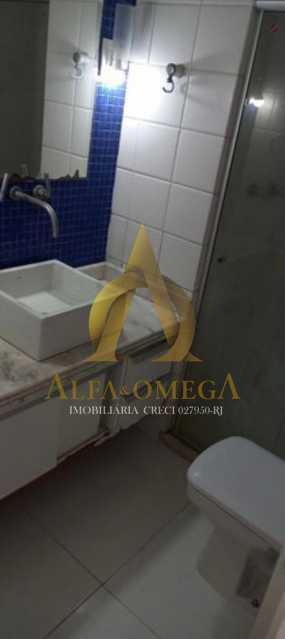 15 - Cobertura 3 quartos à venda Barra da Tijuca, Rio de Janeiro - R$ 1.650.000 - AOMH50135 - 9