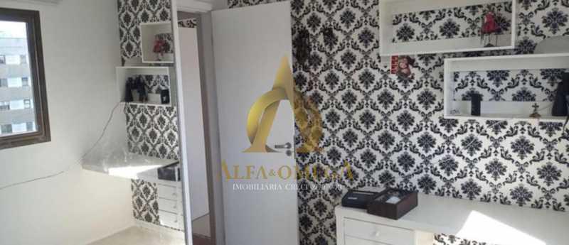 17 - Cobertura 3 quartos à venda Barra da Tijuca, Rio de Janeiro - R$ 1.650.000 - AOMH50135 - 4