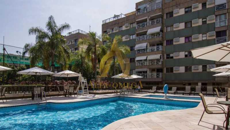 19 - Cobertura 3 quartos à venda Barra da Tijuca, Rio de Janeiro - R$ 1.650.000 - AOMH50135 - 28