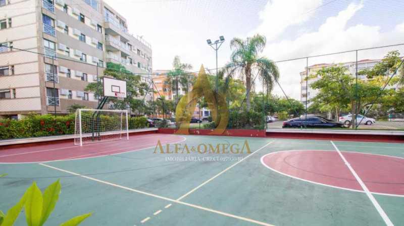 22 - Cobertura 3 quartos à venda Barra da Tijuca, Rio de Janeiro - R$ 1.650.000 - AOMH50135 - 22