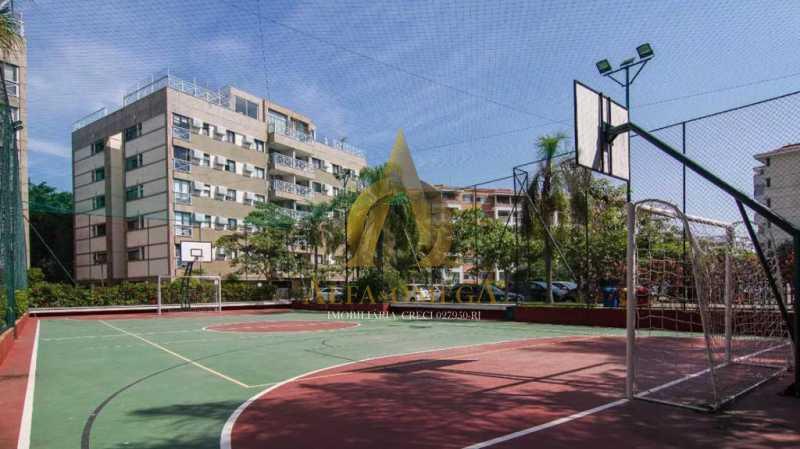 23 - Cobertura 3 quartos à venda Barra da Tijuca, Rio de Janeiro - R$ 1.650.000 - AOMH50135 - 23
