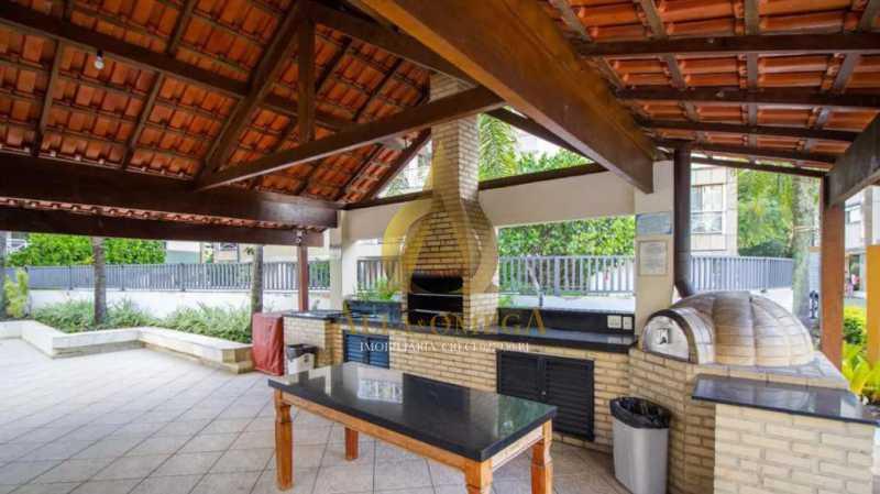 24 - Cobertura 3 quartos à venda Barra da Tijuca, Rio de Janeiro - R$ 1.650.000 - AOMH50135 - 19