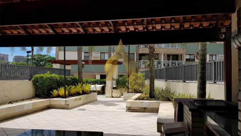 26 - Cobertura 3 quartos à venda Barra da Tijuca, Rio de Janeiro - R$ 1.650.000 - AOMH50135 - 21