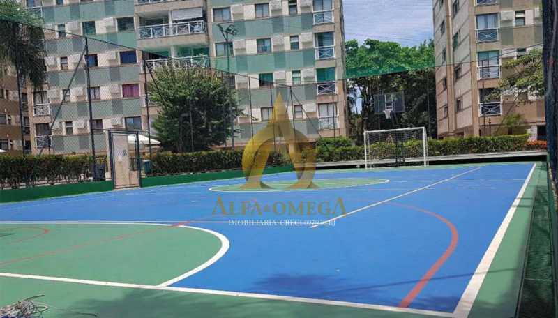 28 - Cobertura 3 quartos à venda Barra da Tijuca, Rio de Janeiro - R$ 1.650.000 - AOMH50135 - 24