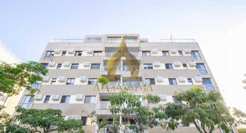 29 - Cobertura 3 quartos à venda Barra da Tijuca, Rio de Janeiro - R$ 1.650.000 - AOMH50135 - 1