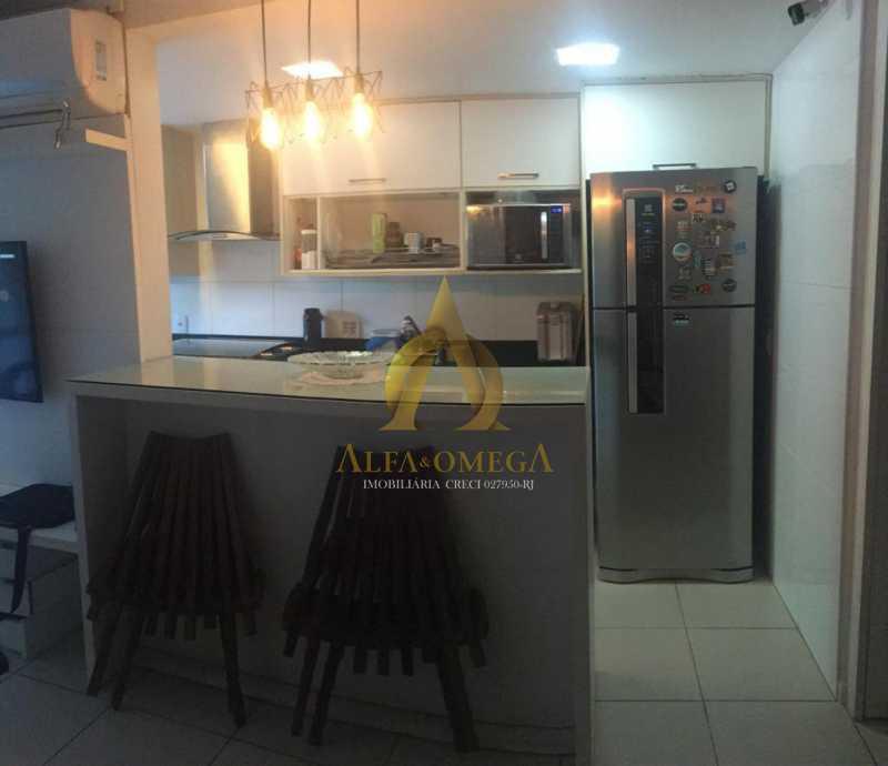 1 - Apartamento 2 quartos à venda Recreio dos Bandeirantes, Rio de Janeiro - R$ 649.000 - AO20516 - 17