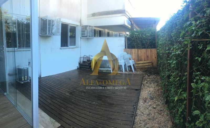 3 - Apartamento 2 quartos à venda Recreio dos Bandeirantes, Rio de Janeiro - R$ 649.000 - AO20516 - 23